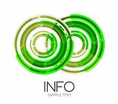 Abstract futuristic design elements hi-tech layout, modern background