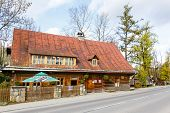 Restaurant U Wnuka In Zakopane In Poland