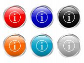 Glossy Buttons Info
