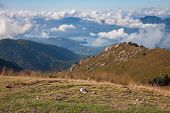 pic of lagos  - The mountain panorama near Lago Maggiore - JPG