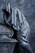 Mourning Figure