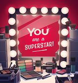 stock photo of superstars  - You are a superstar - JPG