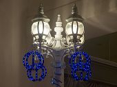 Christmas Decorated Lanterns