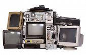 picture of tv sets  - Old - JPG