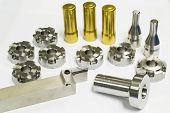 pic of machine  - high precision automotive machining mold and die parts of forging process - JPG