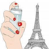picture of perfume  - Perfume of Paris  - JPG