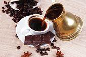 picture of mug shot  - sweet hot drink  - JPG