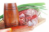 foto of chives  - main course  - JPG