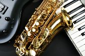 foto of musical instrument string  - Musical instruments - JPG