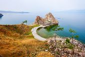 Постер, плакат: Lake Baikal In Siberia