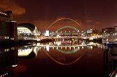 Newcastle Gateshead Quayside