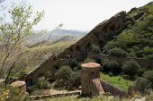 David Gareja Cave Monastery Complex. Georgia.