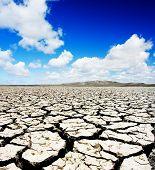 Drought Concept Image