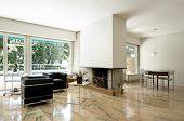 cozy modern flat