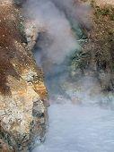 Hot Springs Steam Vent