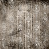 old grungy vintage wallpaper background