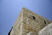 foto of tora  - wailing western wall - JPG