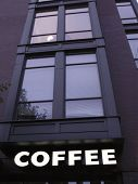 Urban Coffee Sign