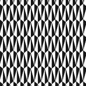 A triangular, bold vector pattern
