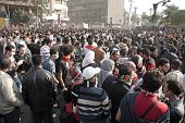 22 November 2011: Clashes in Egypt