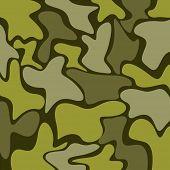 Patrón Militar camuflaje