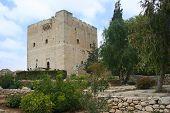 Kolossi Tower Cyprus