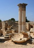 Sanctuary Of God Apollo Ylatis Cyprus