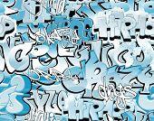 Graffiti background. Urban art