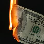 Dollars Burn