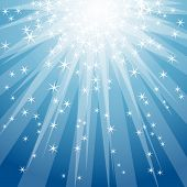 Vector magic glow