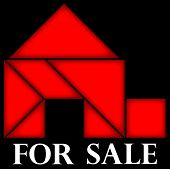 Tangram,the oldest Chinese puzzle,house for sale.