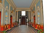 Inside Werribee Mansion