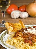 Spaghetti & Meat Sauce poster