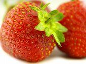 Strawberry Very Close