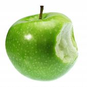 Green Biten Apple