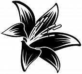 Flor de logotipo