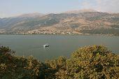 The Lake Of Ioannina