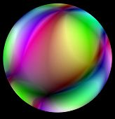 Colored Sphere
