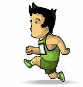 Athlete Runner