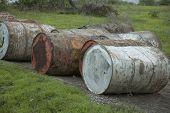 Grunge Barrels