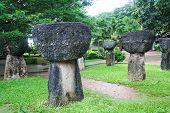 Latte pedras Guam
