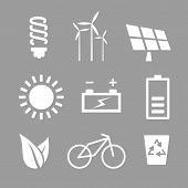 Icons For Websites, Ecology
