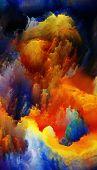 Colorful Fractal Dreams