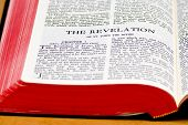 Bible Page - The Revelation