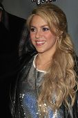 WEST HOLLYWOOD, CA - MAY 8:  Shakira at the NBC's 'The Voice' Season 4 Red Carpet Event at the House