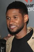 WEST HOLLYWOOD, CA - MAY 8:  Usher at the NBC's 'The Voice' Season 4 Red Carpet Event at the House o