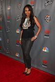 LOS ANGELES - MAY 8:  Sasha Allen arrives at