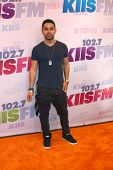 LOS ANGELES - MAY 11:  Wilmer Valderrama arrives at the 2013 Wango Tango concert produced by KIIS-FM