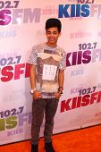 LOS ANGELES - MAY 11:  Roshon Fegan attends the 2013 Wango Tango concert produced by KIIS-FM at the Home Depot Center on May 11, 2013 in Carson, CA