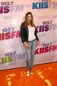 LOS ANGELES - MAY 11:  Katie Cassidy attends the 2013 Wango Tango concert produced by KIIS-FM at the